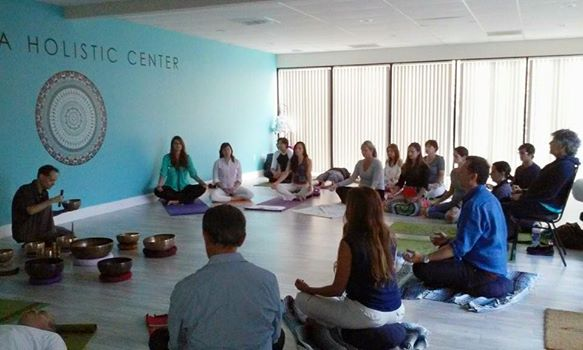 Miami, Vibrational Sound Healing, Crystal Bowl, Singing Bowl
